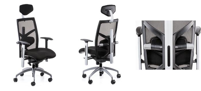 удобное компьютерное кресло, офисные кресла, эргономичное кресло