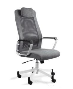 Кресло офисное Unique Fox серое