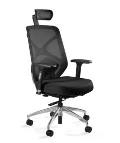 Зручне комп'ютерне крісло, крісло UNIQUE HERO анатомічне крісло