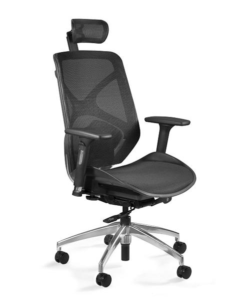 Эргономичное компьютерное кресло UNIQUE HERO
