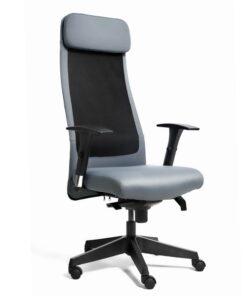 Офісне крісло UNIQUE Ares grey