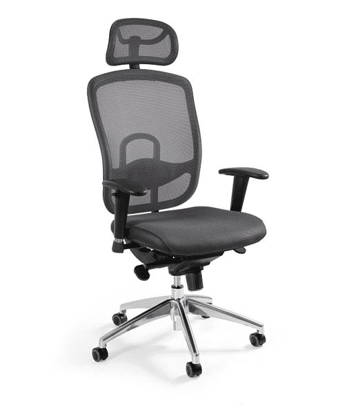Эргономичное офисное кресло UNIQUE VIP кресло компьютерное vip офисное кресло вип