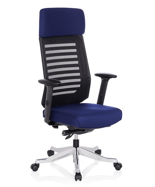 Офисное кресло MERRYFAIR VELO, компьютерное кресло для высоких людей