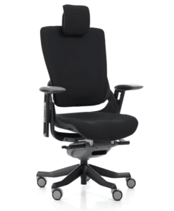 компьютерное эргономичное кресло кресло MERRYFAIR WAU2 black merryfair wau