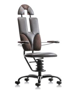 Кресло ортопедическое SpinaliS, Кресло SpinaliS PILOT, лучшее кресло для позвоночника
