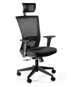 Эргономичное кресло компьютерное, кресло UNIQUE ERONIC, удобные кресла для компьютера