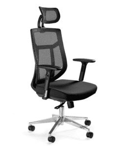 удобное офисное кресло, кресло unique vista