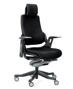 Кресло MERRYFAIR WAU black, Special4You Wau Black Fabric (E0772), MERRYFAIR WAU black