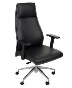 Кожаное кресло GROSPOL Modo