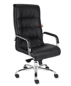 Кожаное офисное кресло Grospol Nexus