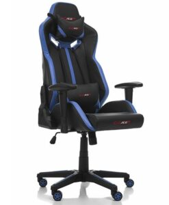 кресло GROSPOL G-Racer blue