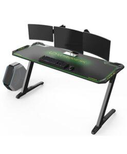 Геймерский стол ULTRADESK SPACE XXL Green