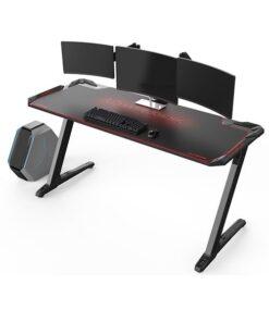 геймерський стіл ULTRADESK SPACE XXL Red