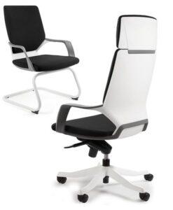 Кресла для кабинета Merryfair Apollo White