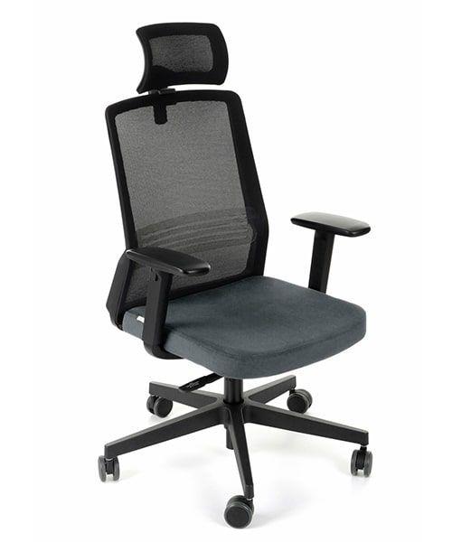 кресло Grospol Coco Grey