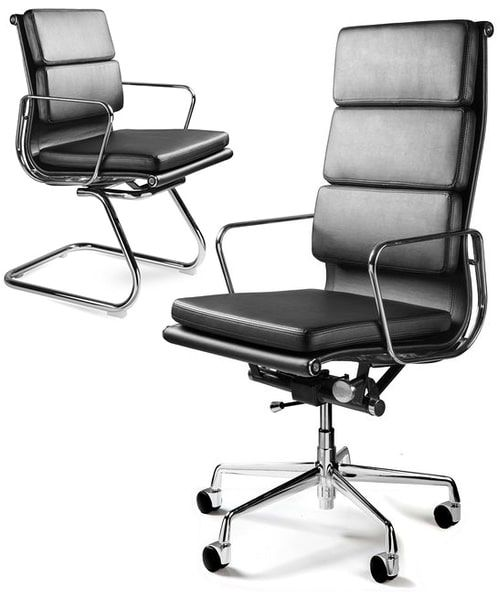 Кресла для кабинета WYE Black