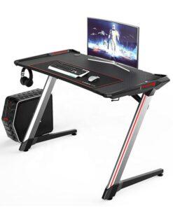 геймерский стол с подсветкой Ultradesk RACER