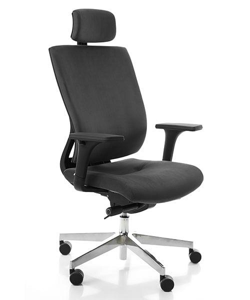Кресло GROSPOL MaxPro Grey