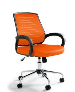кресло Unique Award orange