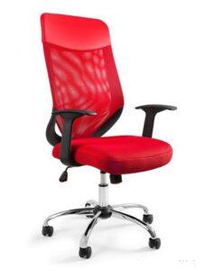 кресло mobi plus red