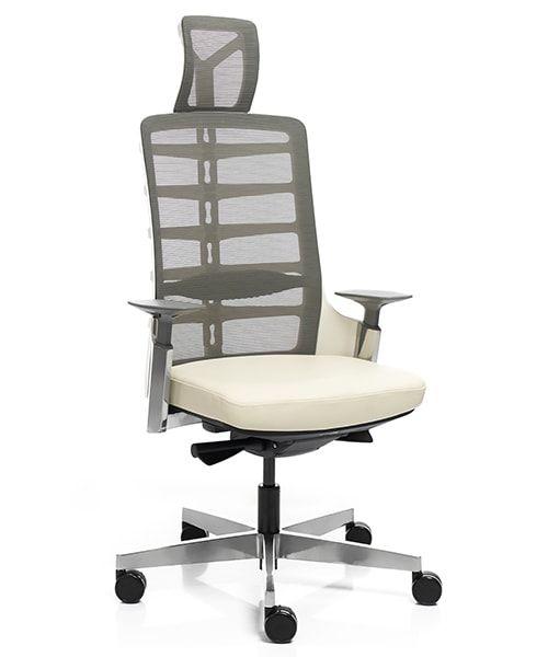 Кресло MERRYFAIR SPINELLY HL-White
