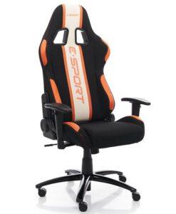 геймерское Кресло E-SPORT Racer Orange