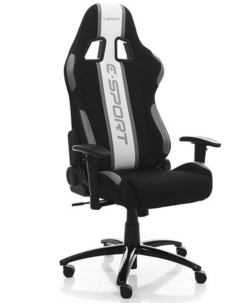 Кресло для геймера E-SPORT Racer Grey
