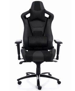 геймерское кресло E-SPORT HEAVY DUTY Black