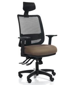 Ергономічне Офісне Крісло SAGA+ BL-409