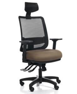 Эргономичное Офисное Кресло SAGA+ BL-409