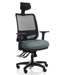 Эргономичное Кресло SAGA BL-417