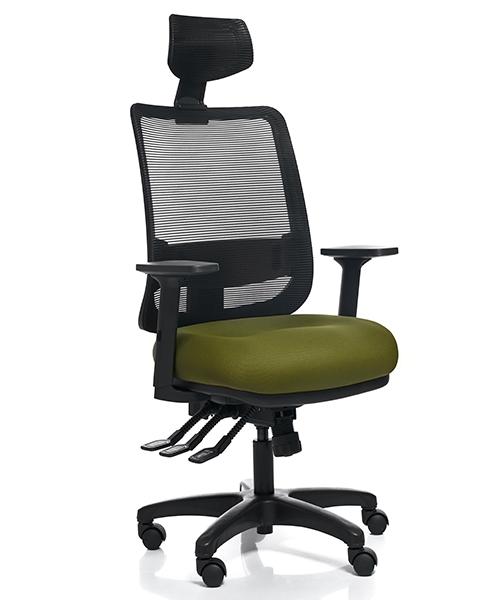 Ергономічне Крісло SAGA+ BL411