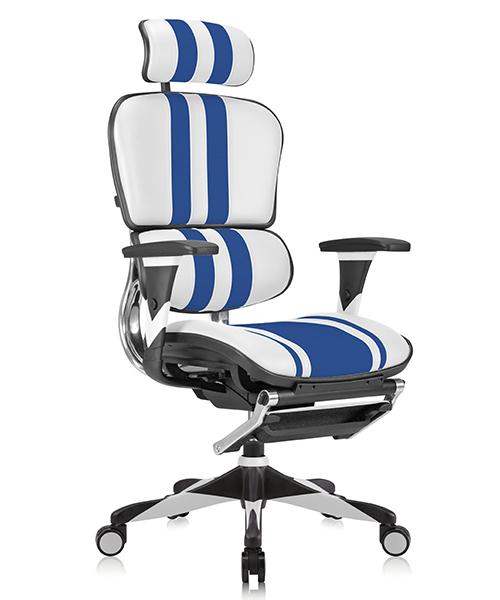 Игровое Кресло ERGOFIT MARS Blue
