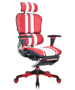 Геймерское кресло Ergofit Mars Red