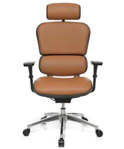 Кожаное Офисное Кресло ERGOHUMAN