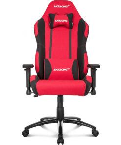 Геймерське Крісло AKRACING Core EX Red/Black