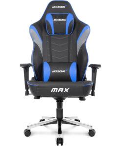 Геймерское Кресло AKRACING Masters MAX Blue