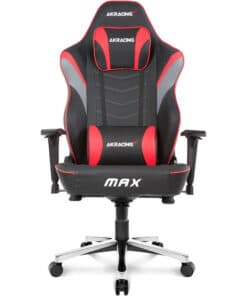 Геймерское Кресло AKRACING Masters MAX RED