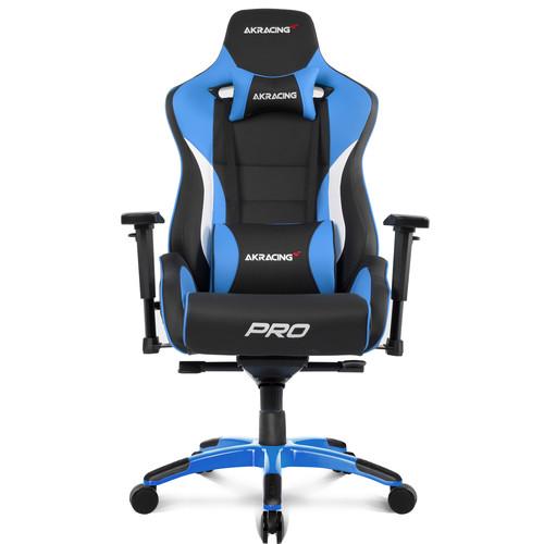 Геймерское Кресло AKRACING Masters PRO Blue